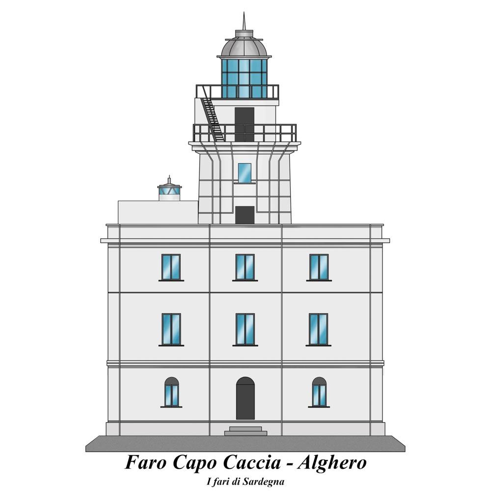 Faro Capo Caccia - Alghero - RID